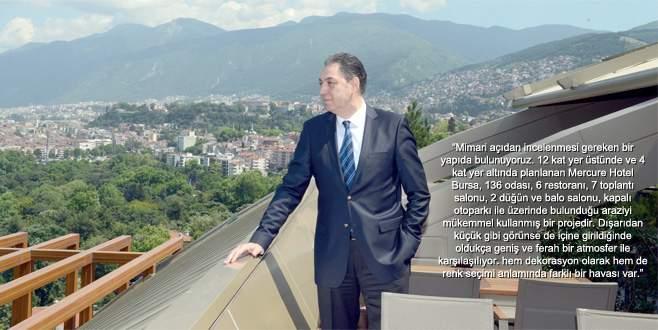 'Bursa'ya yepyeni bir soluk geldi'