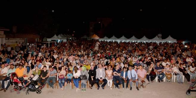 Bursa'da 'Leylek Festivali' coşkusu