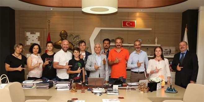 Türk okçuluğu yaşatılıyor