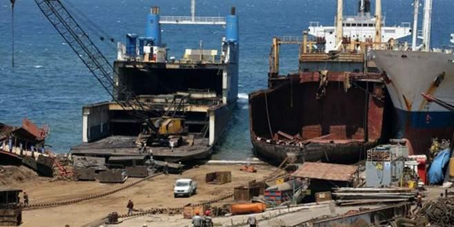 Hurda gemiler ekonomiye 1 milyar TL kazandırdı