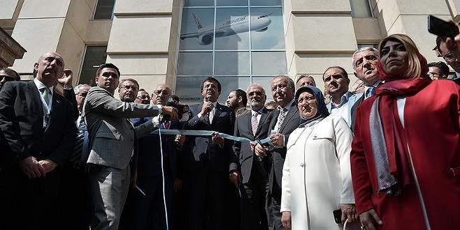 Yurtdışındaki ilk Türk Ticaret Merkezi Tahran'da açıldı