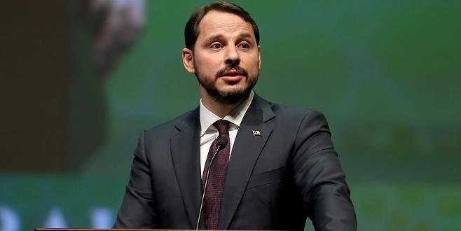 Bakan Albayrak, doğalgaz depolama hedefini açıkladı