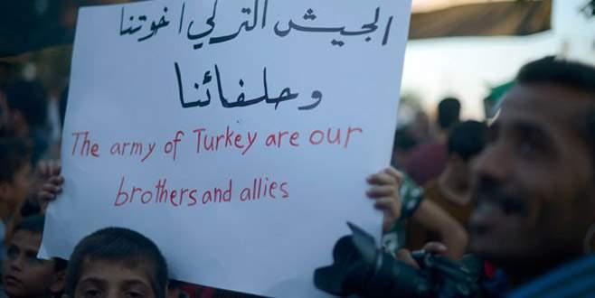 Türk askerleri kardeşimizdir