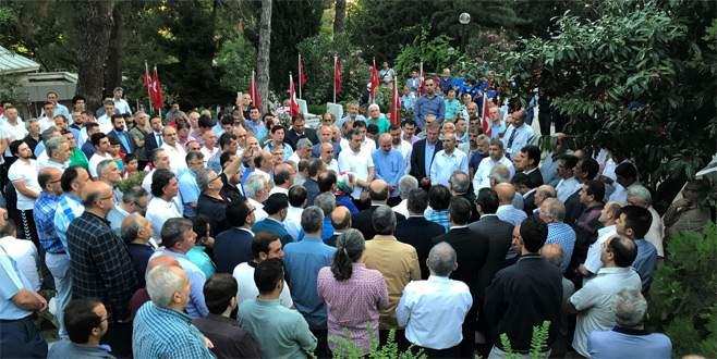 Bursa'da 15 Temmuz anma etkinlikleri başladı
