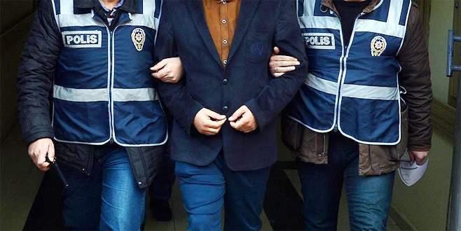 Bursa merkezli 5 ilde FETÖ operasyonu: 17 gözaltı