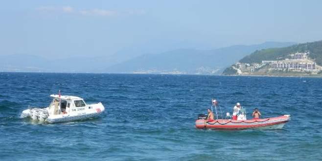 Sahil Güvenlik ekiplerini harekete geçiren ihbar