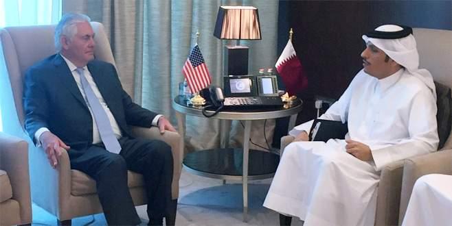 ABD ve Katar anlaştı