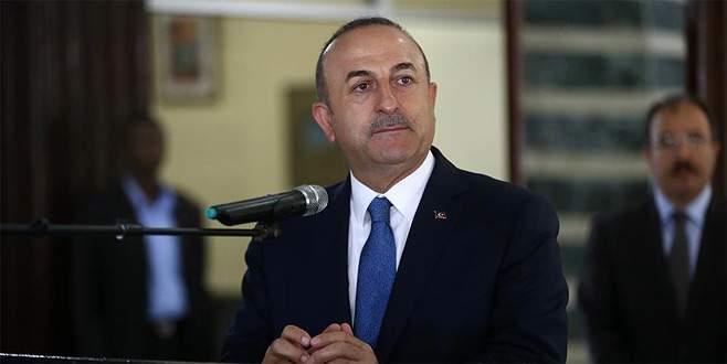 Çavuşoğlu: FETÖ'nün okulları Türk okulları değil