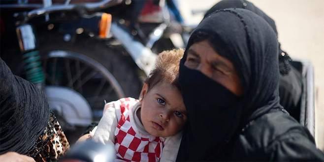 BM: Rakka'daki sivillerin güvenliğinden ciddi endişe duyuyoruz
