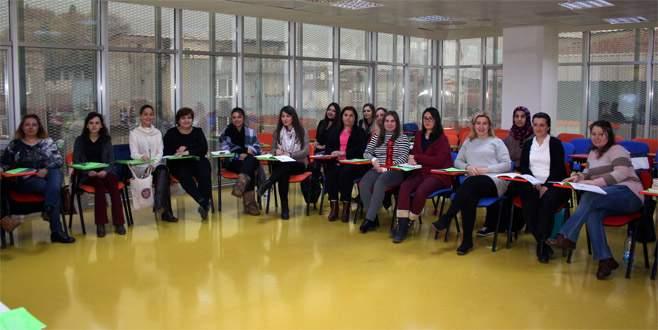OSMEK'le kadın istihdamına tam destek