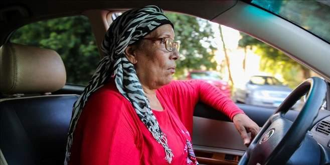 Mısır'ın 60'lık 'şoför Nebahat'ı'