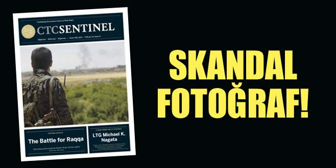 ABD ordusu teröristbaşı Öcalan'ı dergiye kapak yaptı