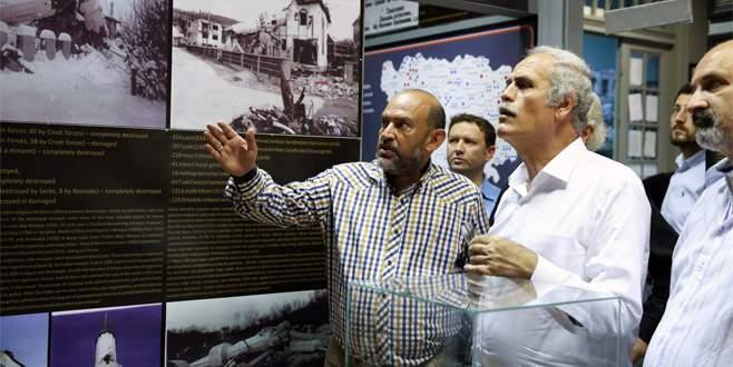 'Srebrenitsa'nın unutulmaması için elimizden geleni yapacağız'
