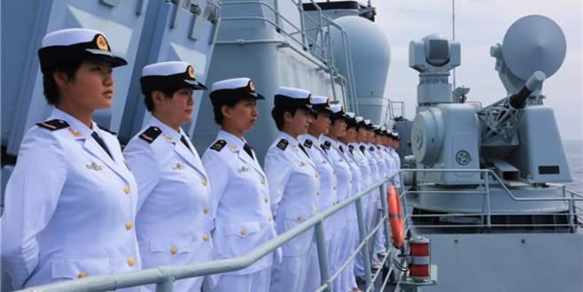 Çin ordusu Afrika'da