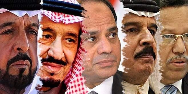 Katar'a uyarı