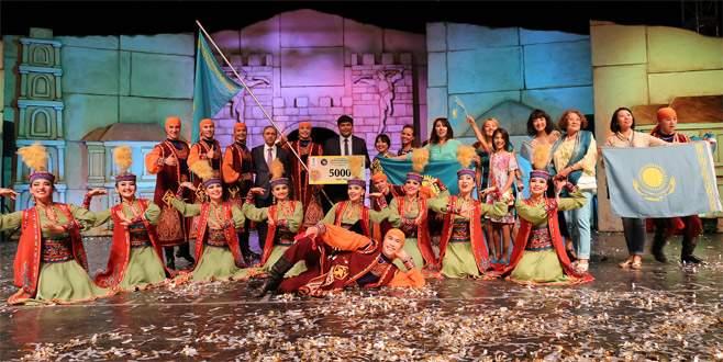 'Altın Karagöz' bu yıl Kazakistan'ın