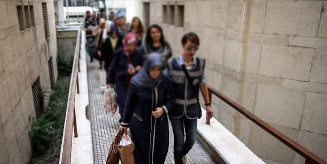 Bursa merkezli FETÖ operasyonunda 5 tutuklama