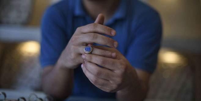 Diriliş Ertuğrul'un takıları Gazzeli gençlerin ellerini süslüyor