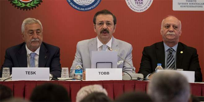 Gücümüz milli irade hedef güçlü Türkiye