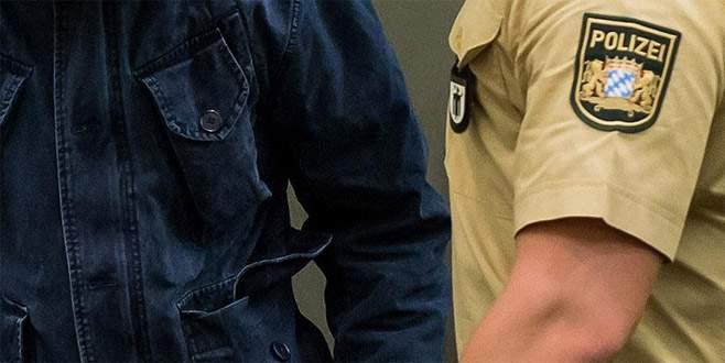 Almanya'da PKK yöneticisine 3 yıl 3 ay hapis