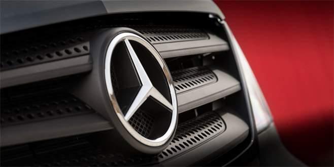 Mercedes'te emisyon hilesi iddiası