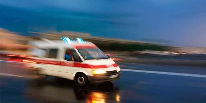 İzmir'de 346 işçi zehirlenme şüphesiyle hastaneye kaldırıldı