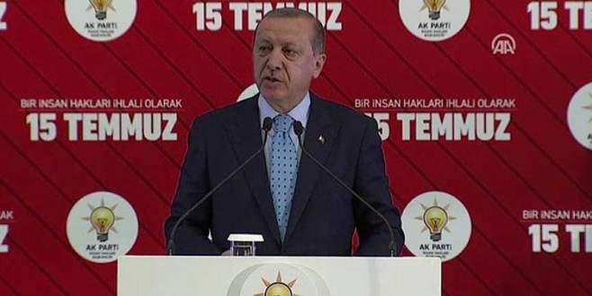 Erdoğan, 'Türkiye bir hukuk devleti olmasaydı…'