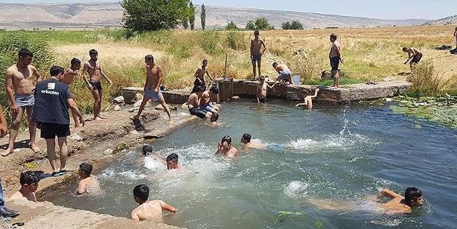 Gaziantep'te hava sıcaklığı 40 dereceyi aştı