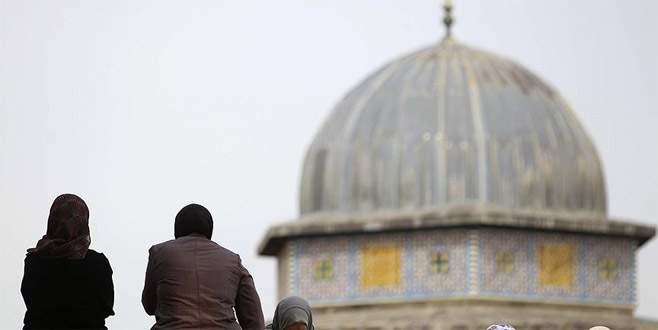 Mescid-i Aksa 'pazar gününe kadar kapalı kalabilir' iması