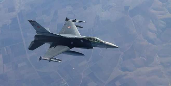 Jetler vurdu, 4 PKK'lı öldürüldü