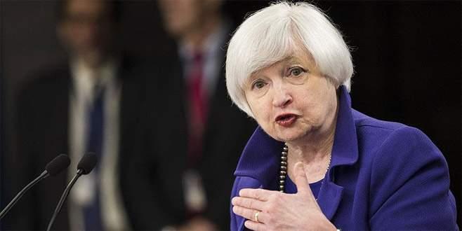 Ekonomistlere göre Yellen veda edecek