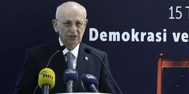 'Türkiye tekrar bir darbeyle karşılaşmayacak'
