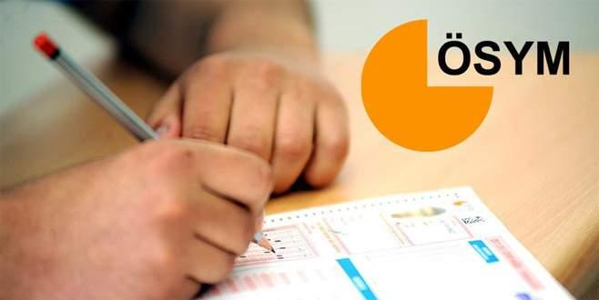 KPSS öğretmenlik sınavı yapıldı