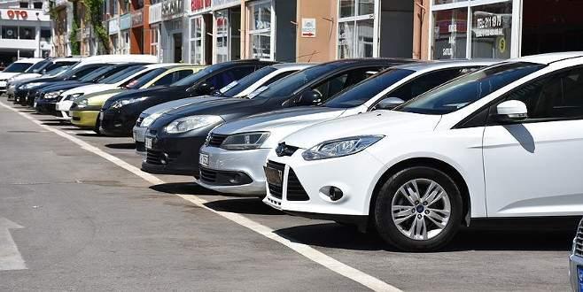 Sıfır araç pazarı daraldı ikinci el canlandı