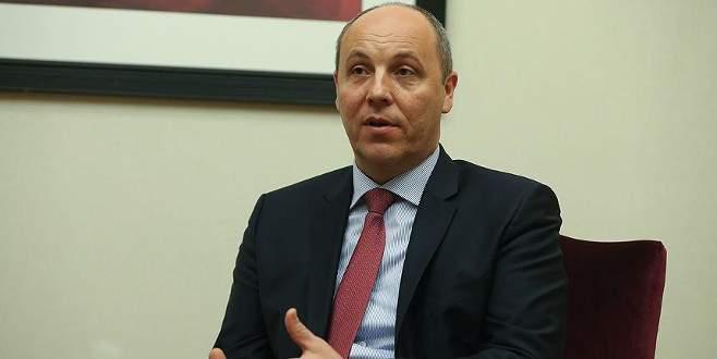 'Türkiye Ukrayna'nın en önemli stratejik ortağıdır'