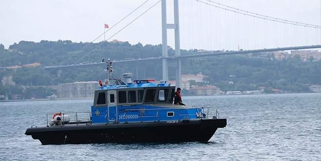 17 yaşındaki Furkan İstanbul Boğazı'nda aranıyor