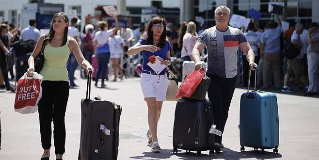 Turizmde Rus farkı