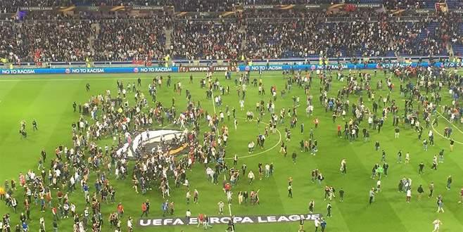 Kartal'a UEFA'dan ret