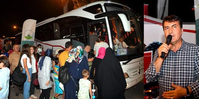 Osmangazi Belediyesi kültür turları başladı