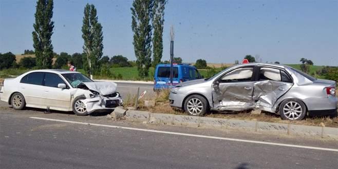 Trafik kazalarında 6 aylık ağır bilanço