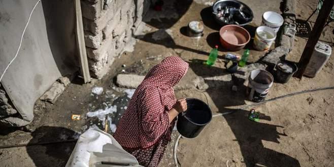 Gazze'deki insani durum endişe veriyor
