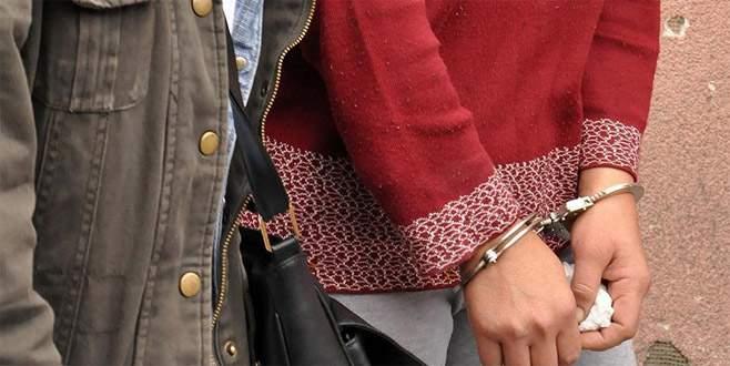 FETÖ'den tutuklanan vali yardımcısının eşi de tutuklandı