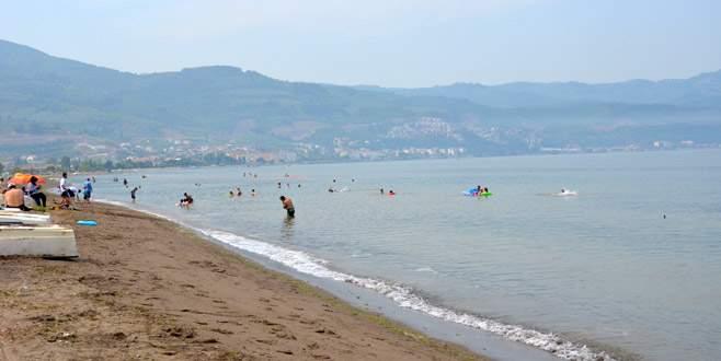 Bursa'nın sahilleri temiz çıktı