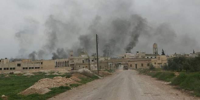 Suriye'de rejim karşıtı gruplar arasında çatışma