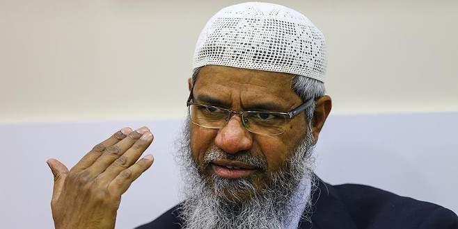 Hindistan, alim Zakir Naik'in pasaportunu iptal etti