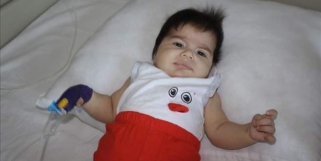 Mehmet bebeğe hayat verdi