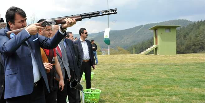 Atıcılık tutkunları Osmangazi'de buluşacak