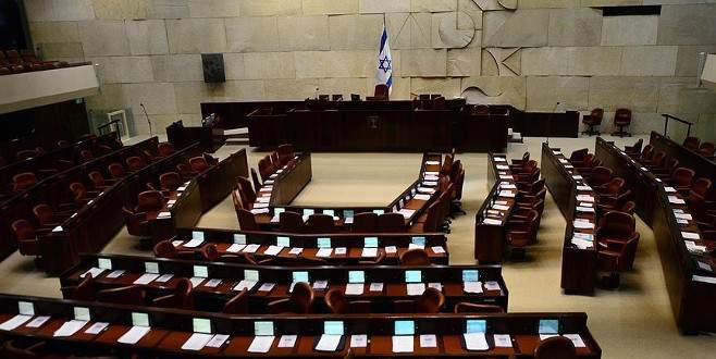 İsrail'in Doğu Kudüs'ten çekilmesini engelleyen yasa tasarısı
