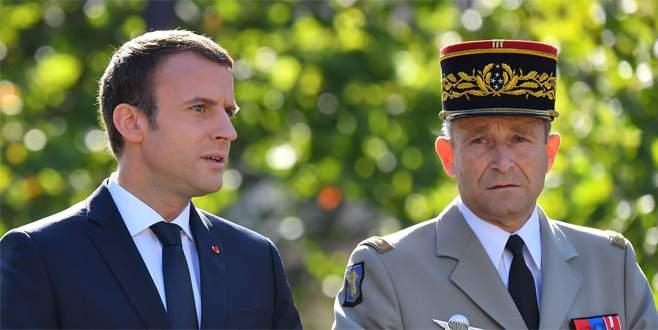 Fransa'da 'yüksek gerilim'