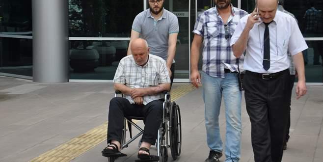 İlk duruşmada tutuklandı